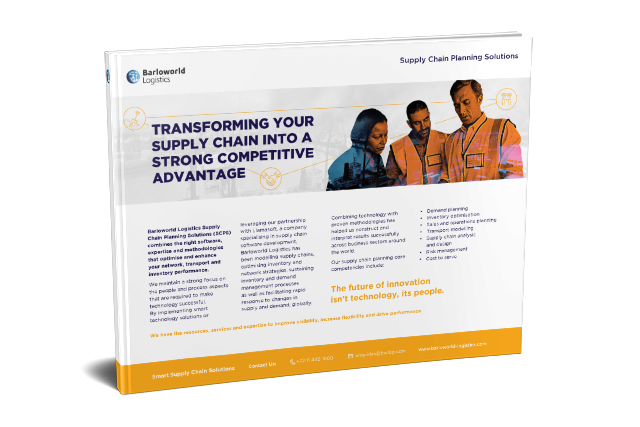 Supply Chain Planning Solutions